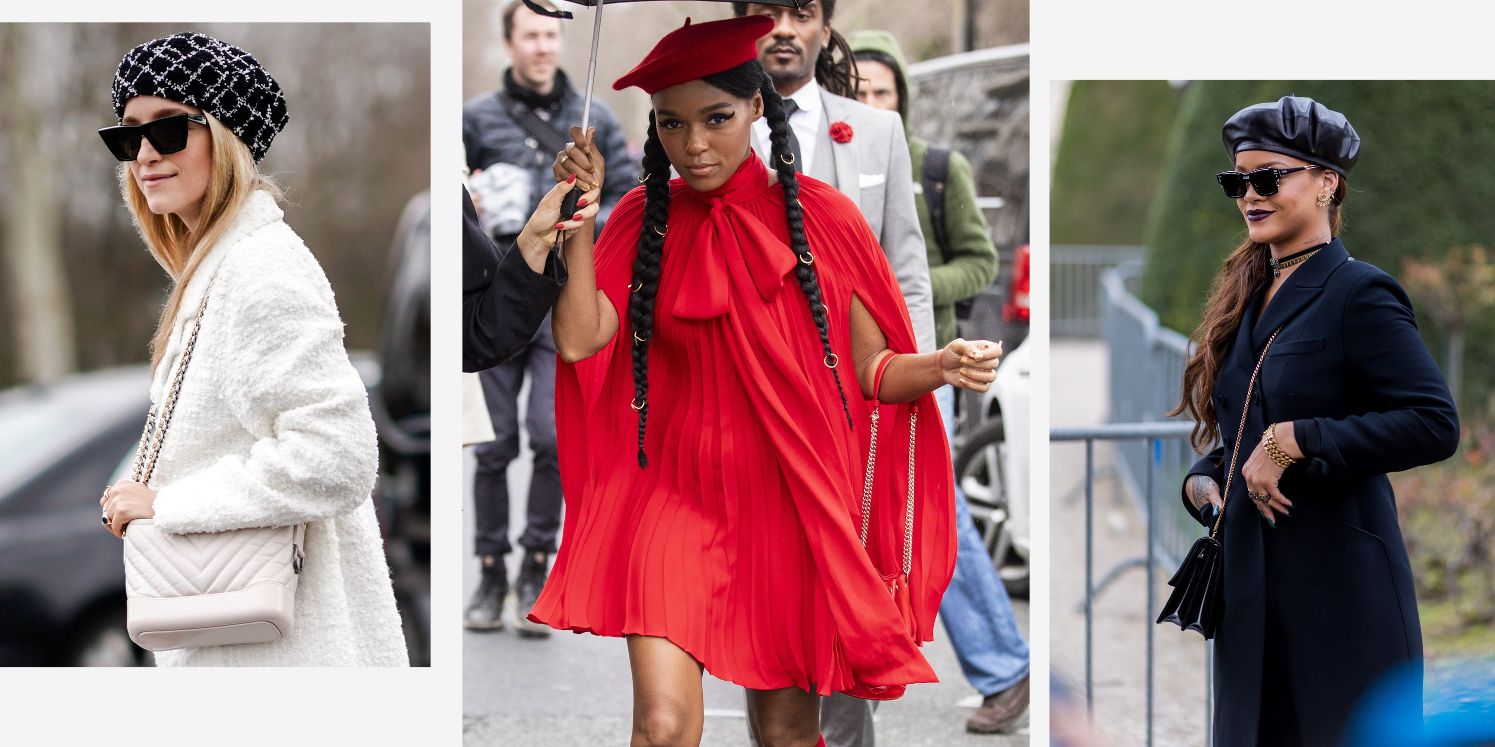 Beret Style Inspiration - How to Wear a Beret