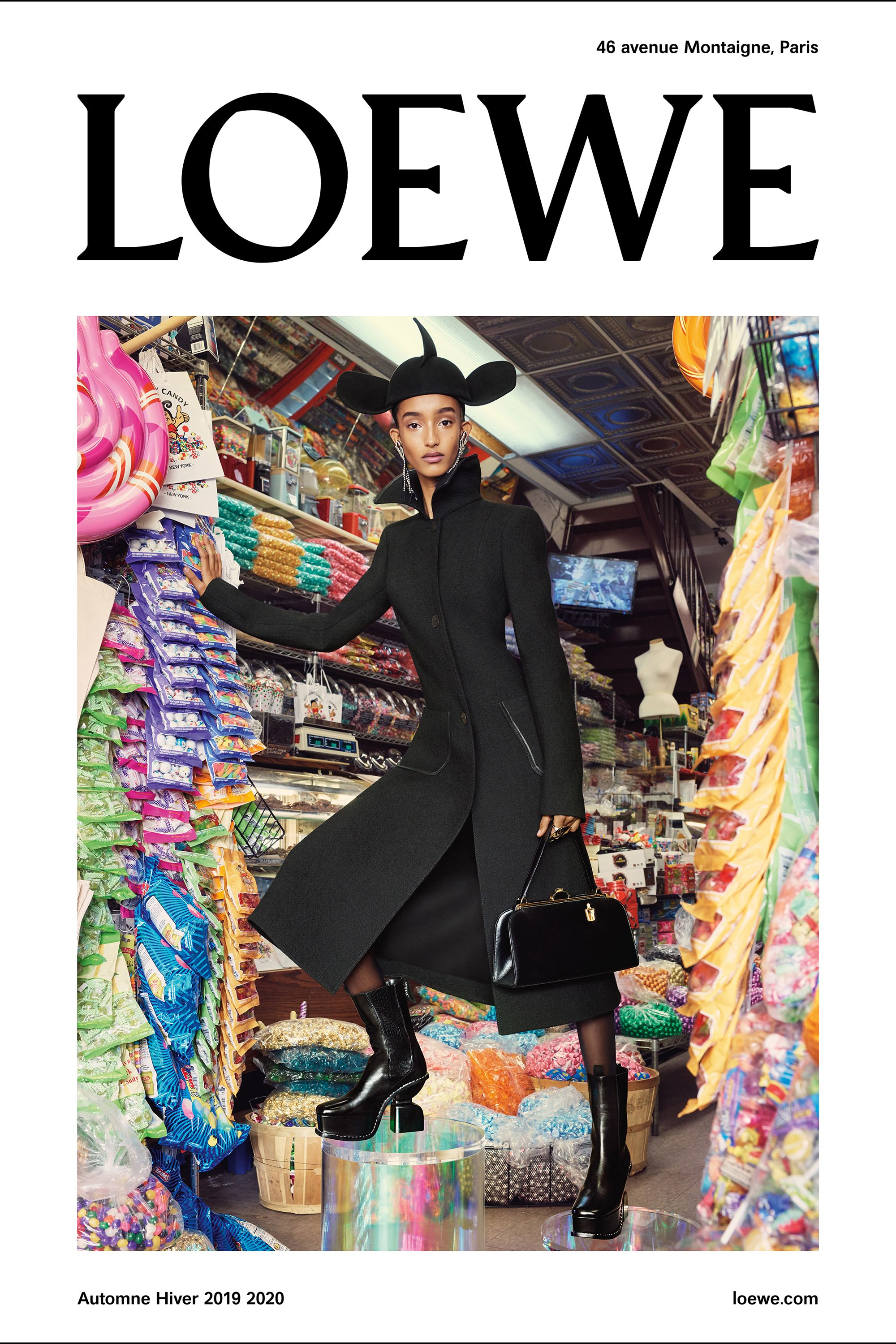 Best Ad Campaigns 2020 Steven Meisel Just Photographed The Most Stunning LOEWE Campaign