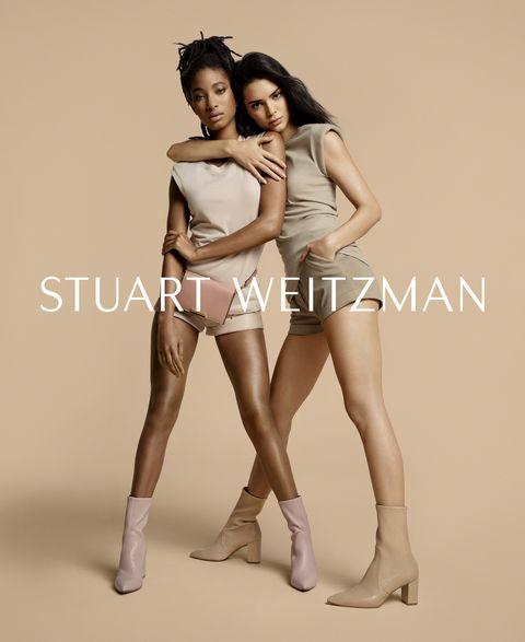 Stuart Weitzman Strength & Superwomen Fall 2019 Campaign
