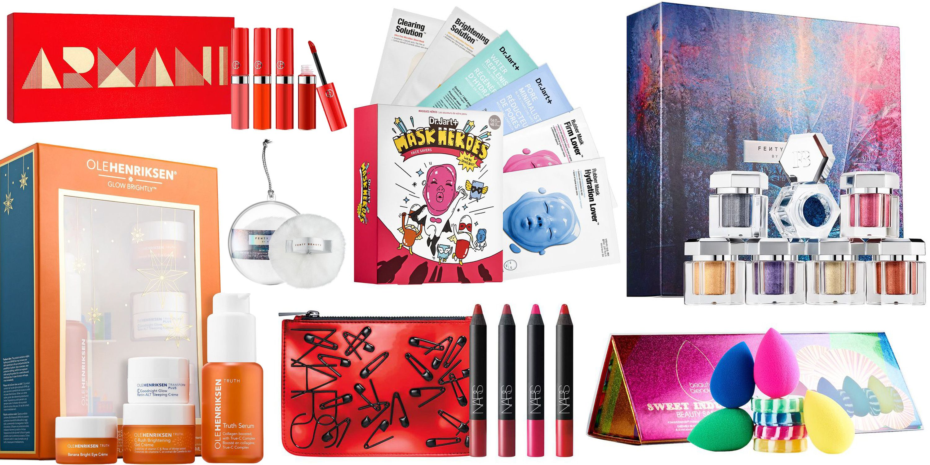 The Best Beauty Gifts for the 2018 Holidays
