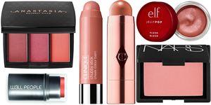 Best Blush — Composite of Best Blush Shades