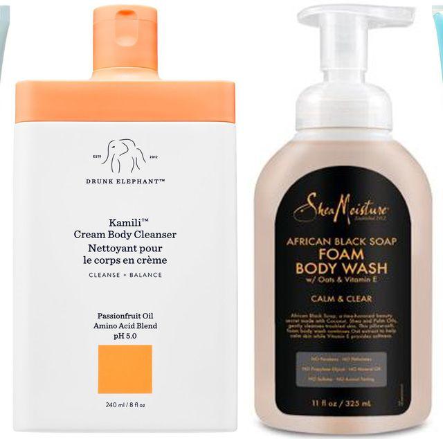 best body washes