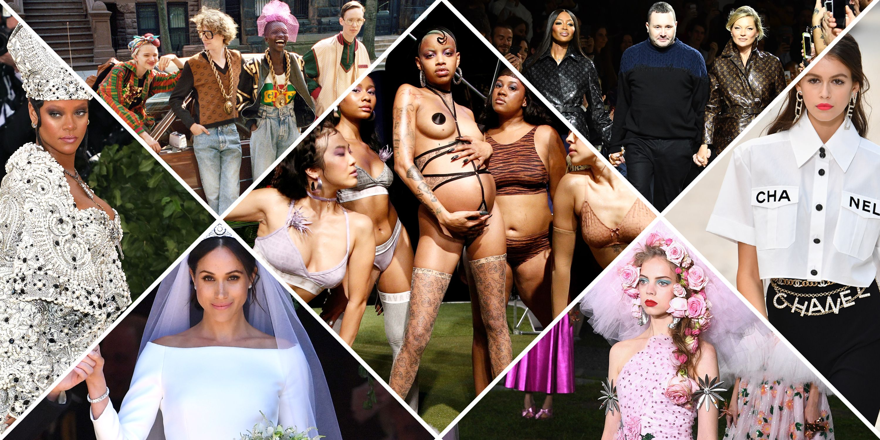 From designer musical chairs to standout runway moments and more, a look back at the year in fashion.