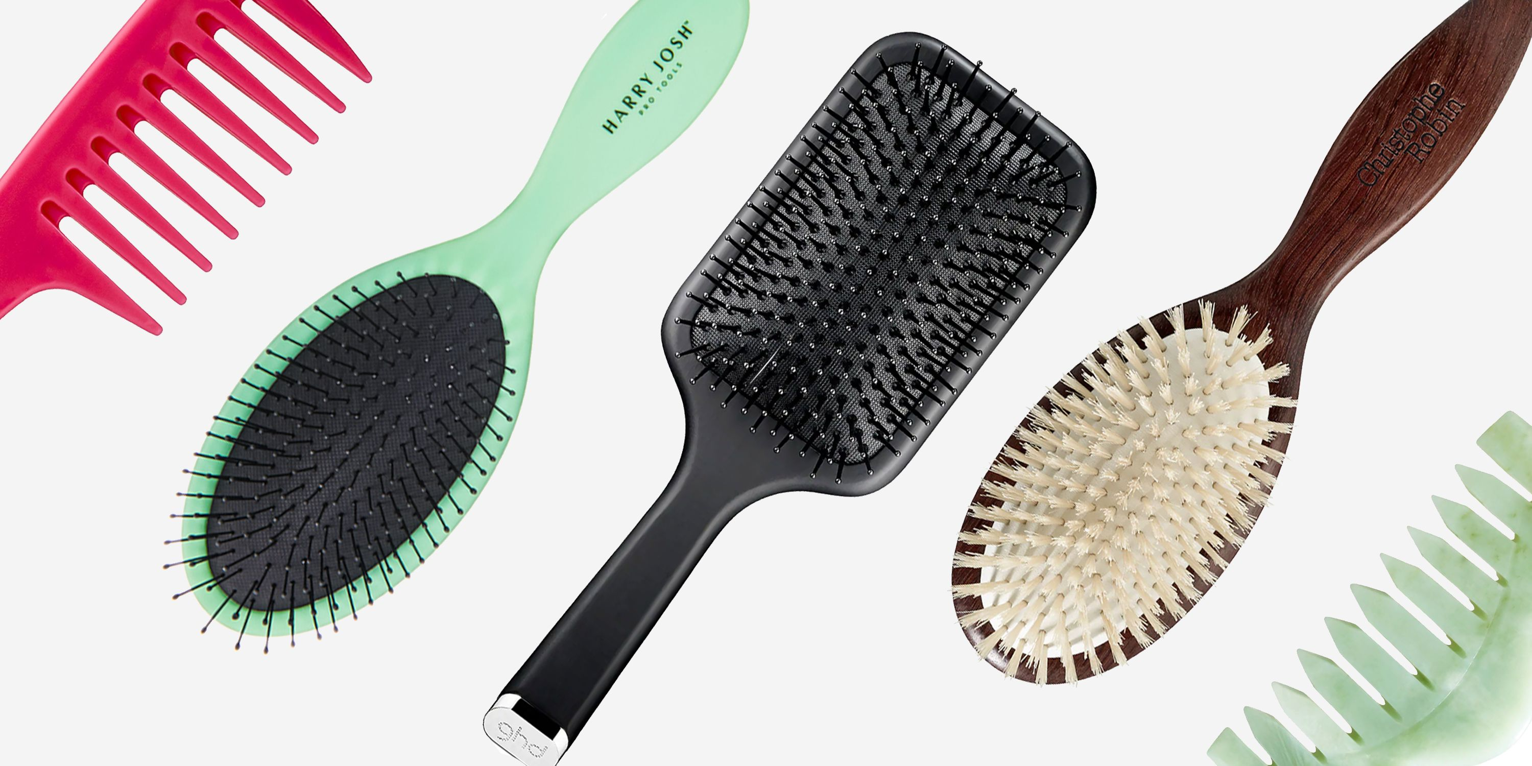 Best Hair Brushes 2019 - Best Round, Paddle, and Detangling