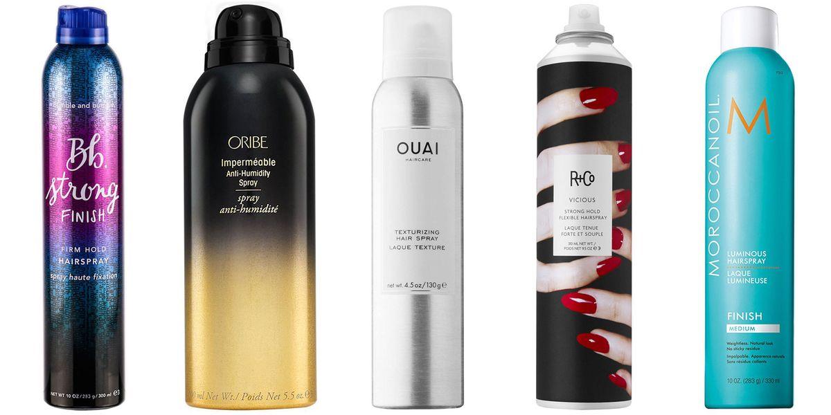 13 Best Hairsprays Best New Hair Sprays