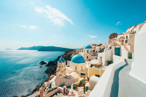 The 19 Romantic Destinations to Honeymoon in 2020