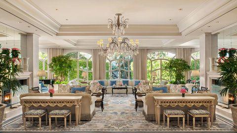 Room, Property, Interior design, Building, Furniture, Living room, Home, Ceiling, Estate, Real estate,