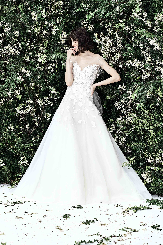 Best Dresses Oscars 2020 65+ Best Wedding Dresses Spring 2020   Top Spring Bridal Runway Looks