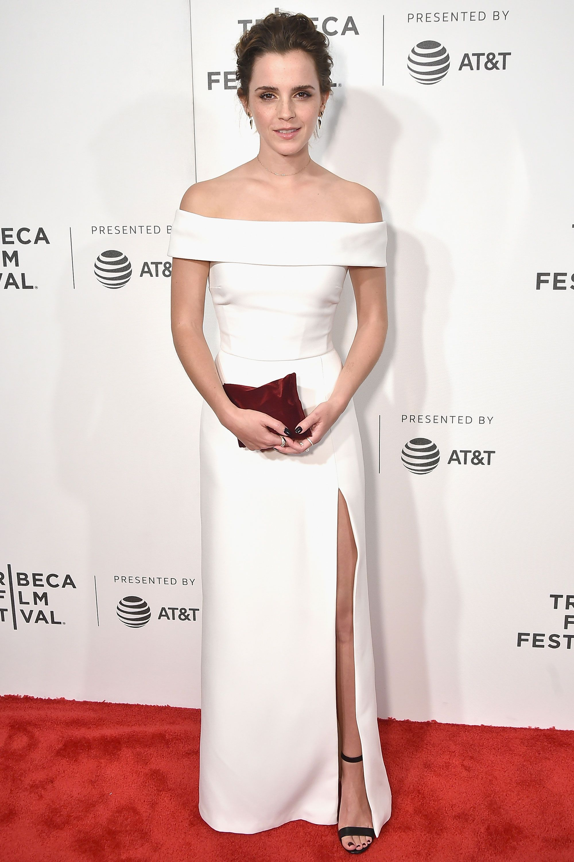 Emma Watson's Red Carpet Style - Emma Watson's Promo Tour Style