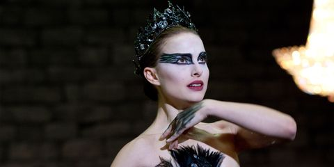 BLACK SWAN, Natalie Portman, 2010, TM and copyright ©Fox Searchlight Pictures. All rights reserved./