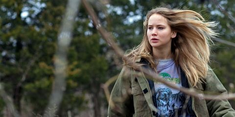 JENNIFER LAWRENCE WINTER'S BONE (2010)