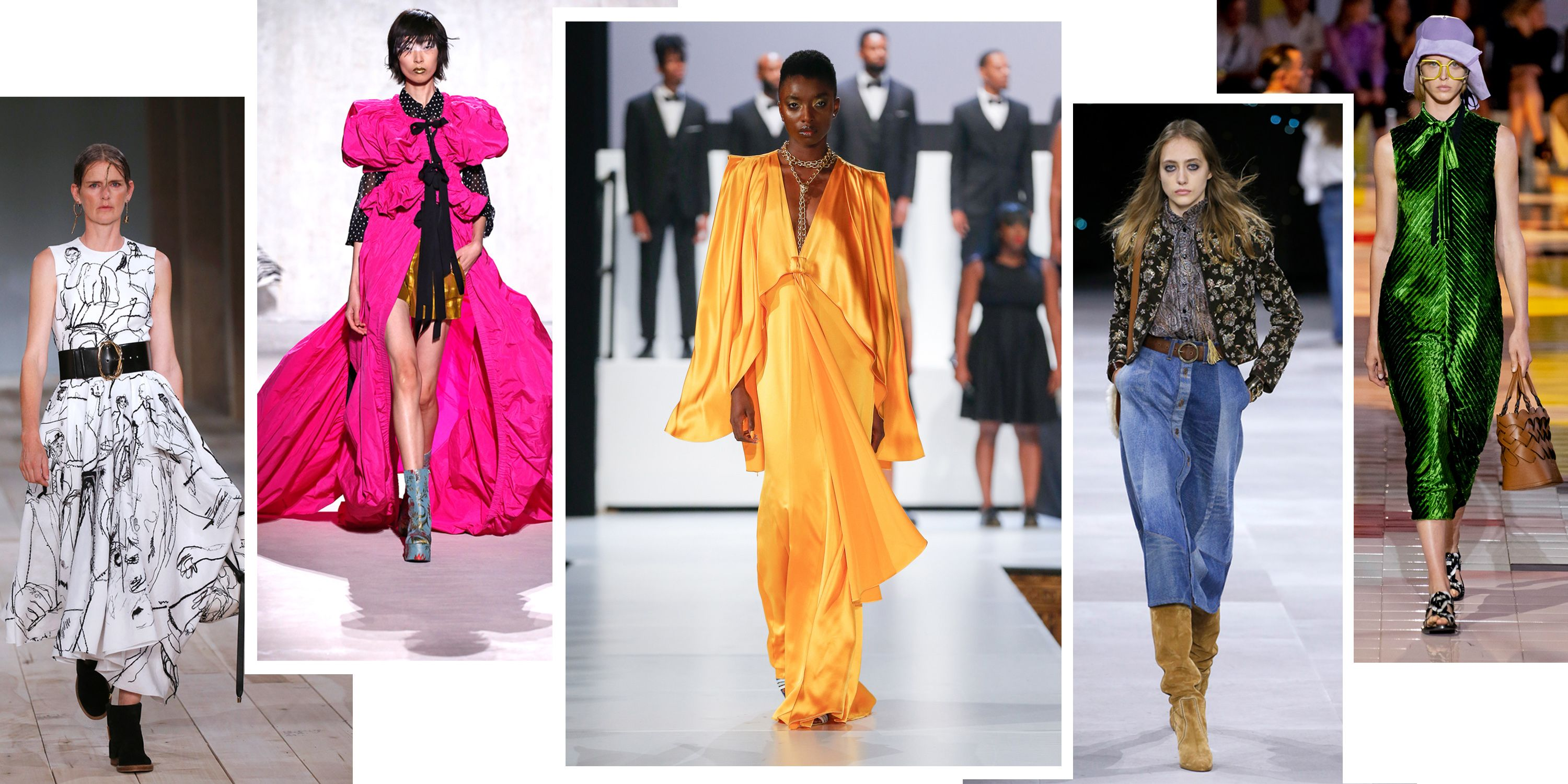 Fashion Week 2019 , Runway Shows, Trends and Street Style