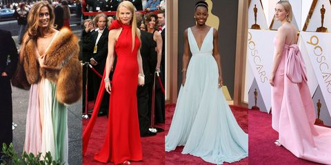 0b3187c72ee 57 Best Oscar Dresses of All Time - Best Red Carpet Dresses From ...