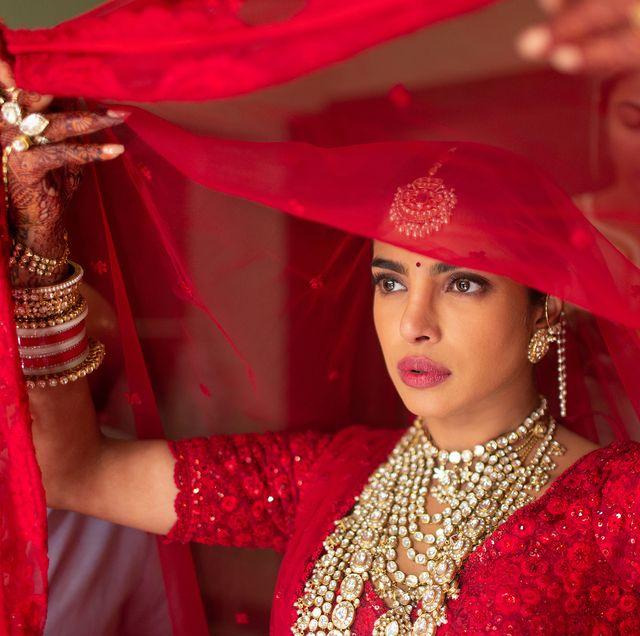 priyanka chopra wedding day