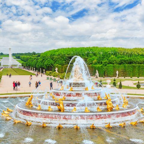 Latona Fountain Pool