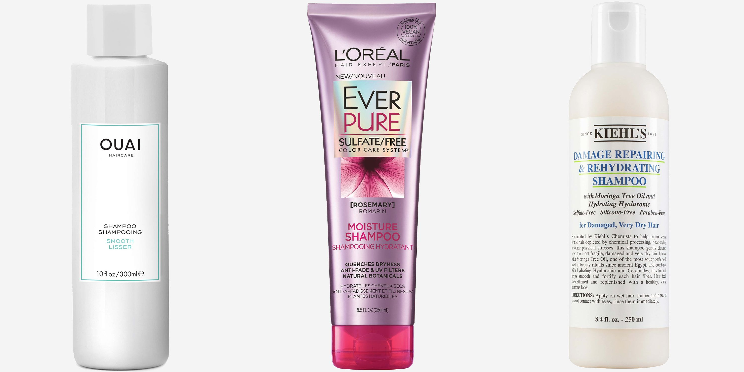 15 Best Sulfate Free Shampoos 2018 - Top Shampoos Without