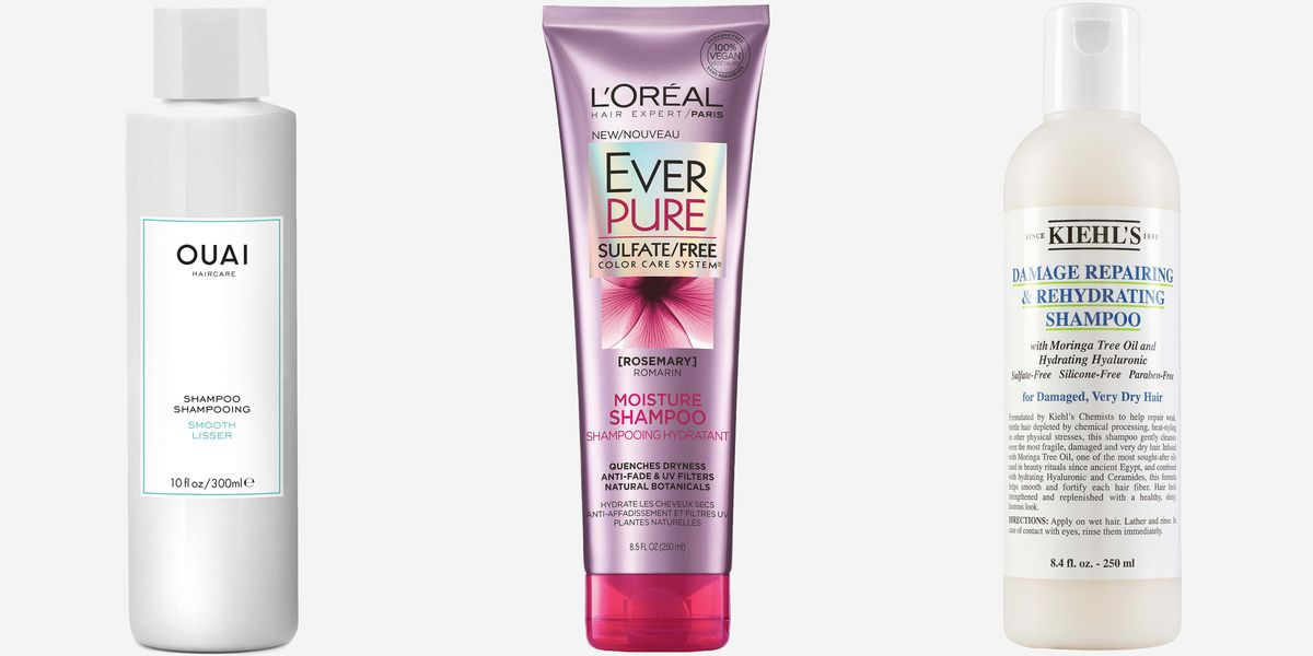 15 Best Sulfate Free Shampoos 2018