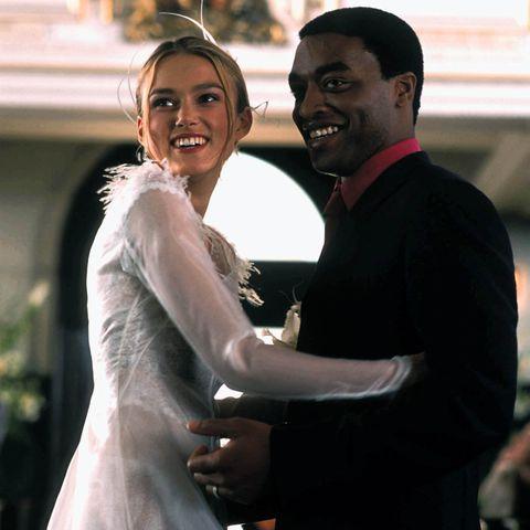 wedding movie scene