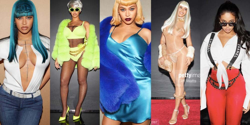 Beyonce.com  sc 1 st  Harperu0027s Bazaar : beyonce costumes for halloween  - Germanpascual.Com