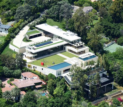 Photos Beyonce And Jay Z S New Home Beyonce And Jay Z Bel Air Mansion
