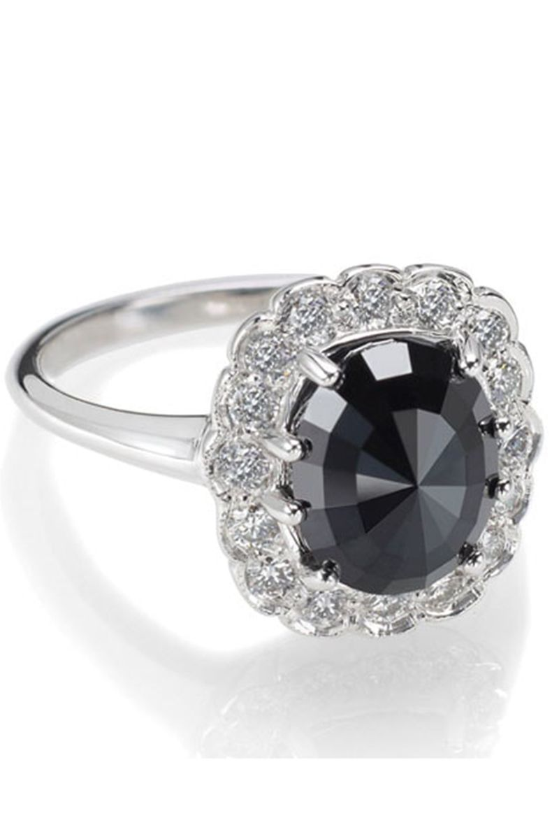 Carrie Bradshaw Engagement Ring From Big