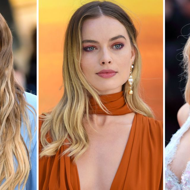Blonde Hair Colors For 2019 Best Blonde Hairstyles From