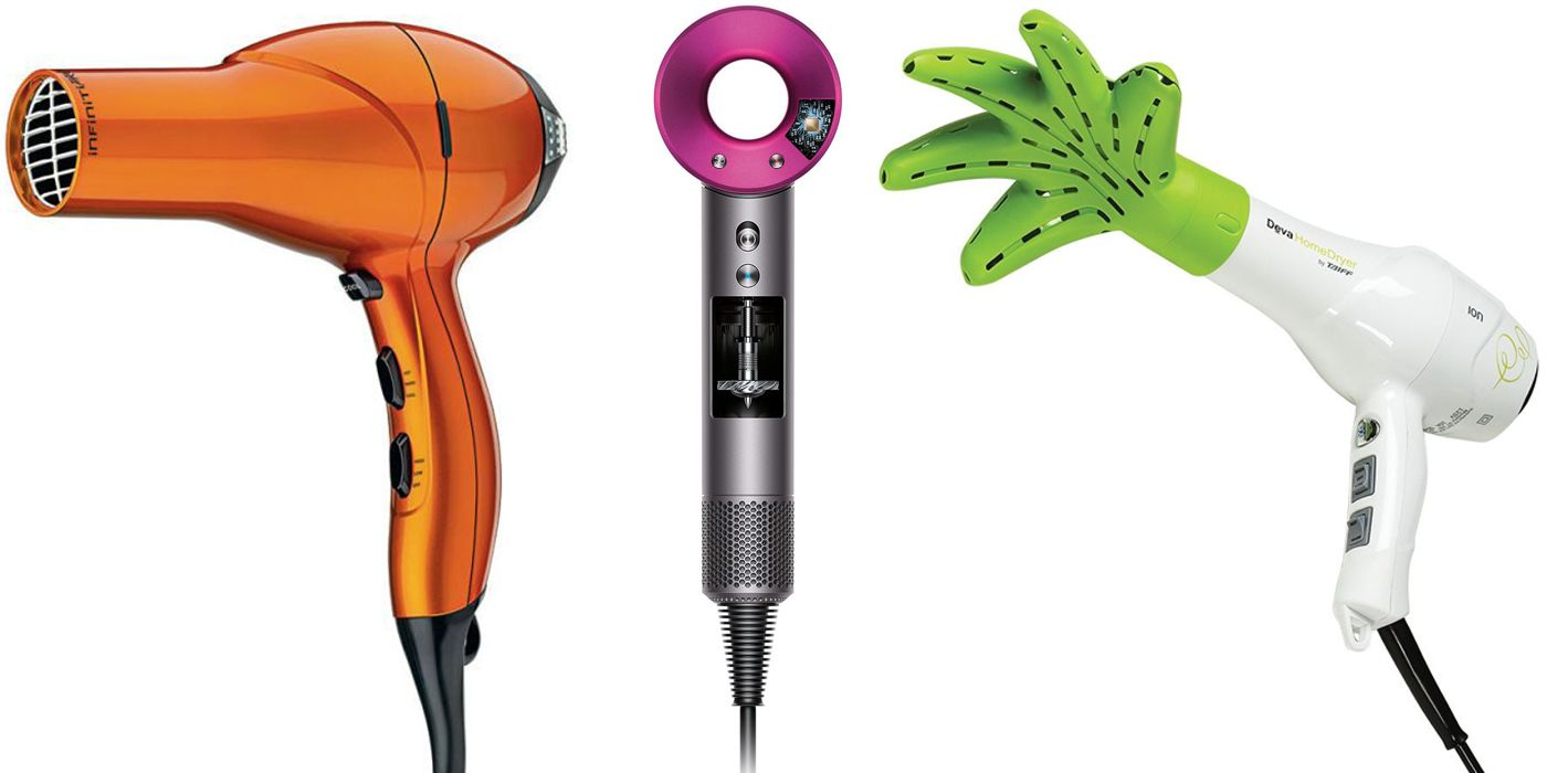 The 18 Fastest, Lightest, Quietest Hair Dryers