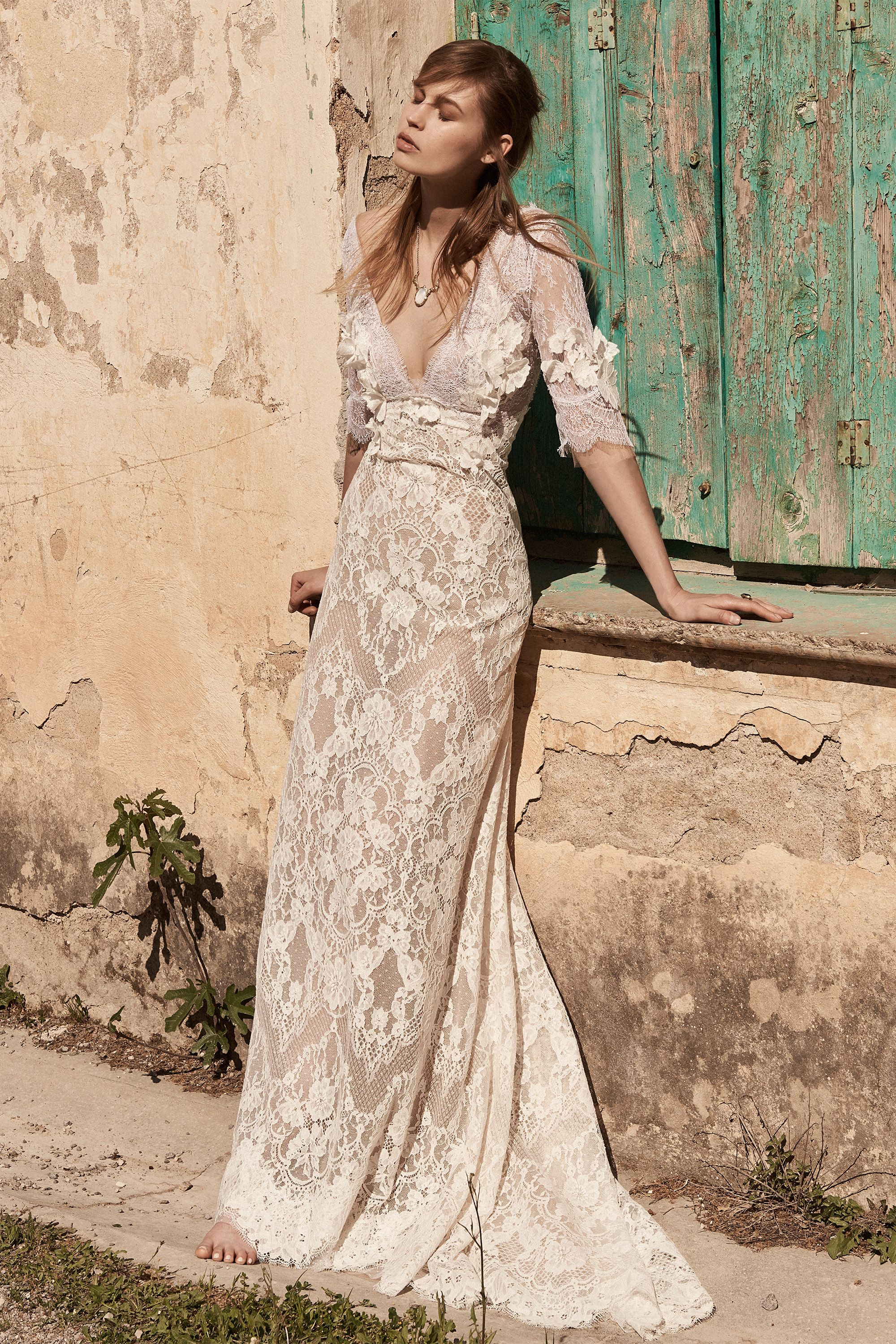 140 Best Bohemian Wedding Dresses Boho Dress Ideas For Hippie Brides