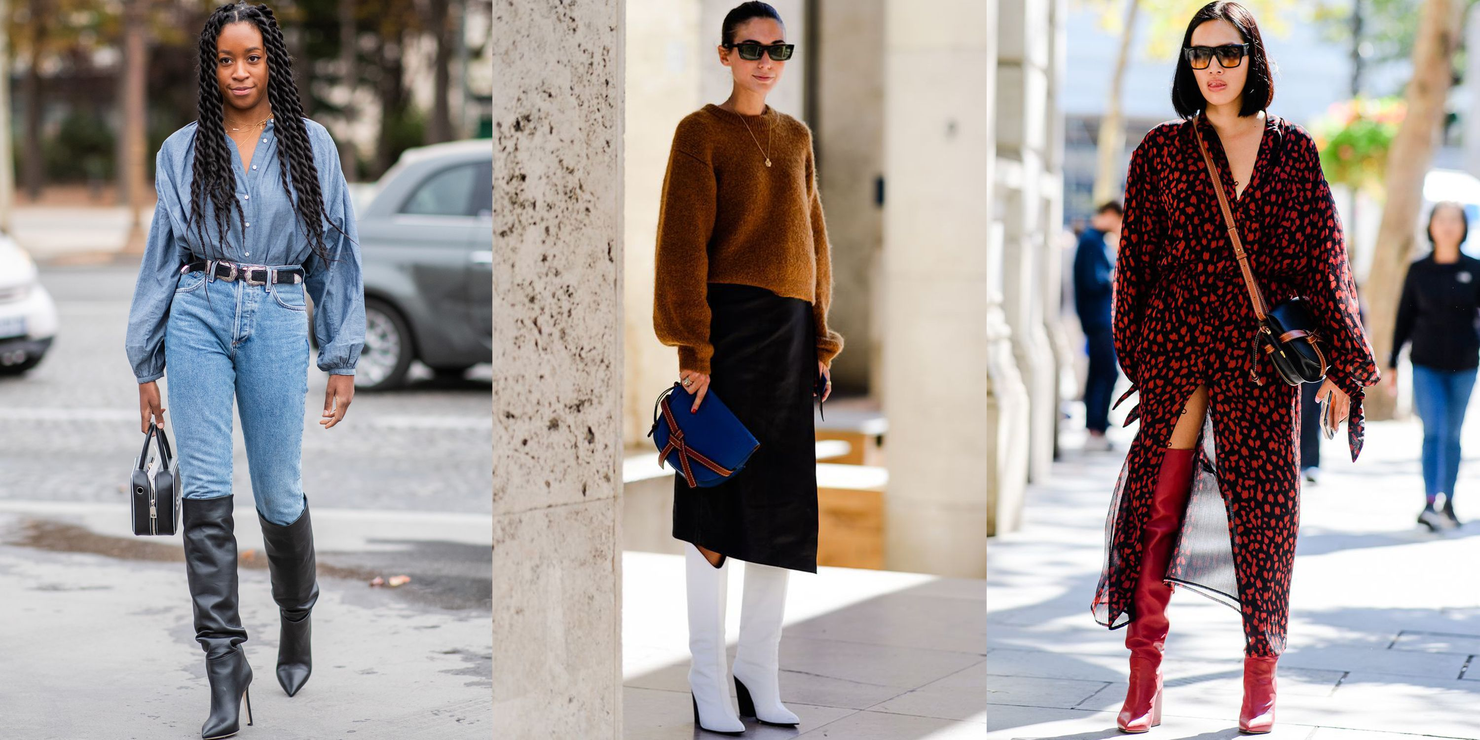 12c62db5907 These Boot Outfit Ideas Will Break You out of Your Style Rut