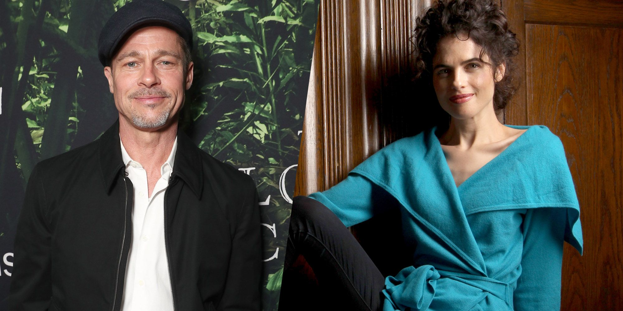 "Brad Pitt Has Reportedly Been ""Quietly Dating"" MIT Professor Neri"