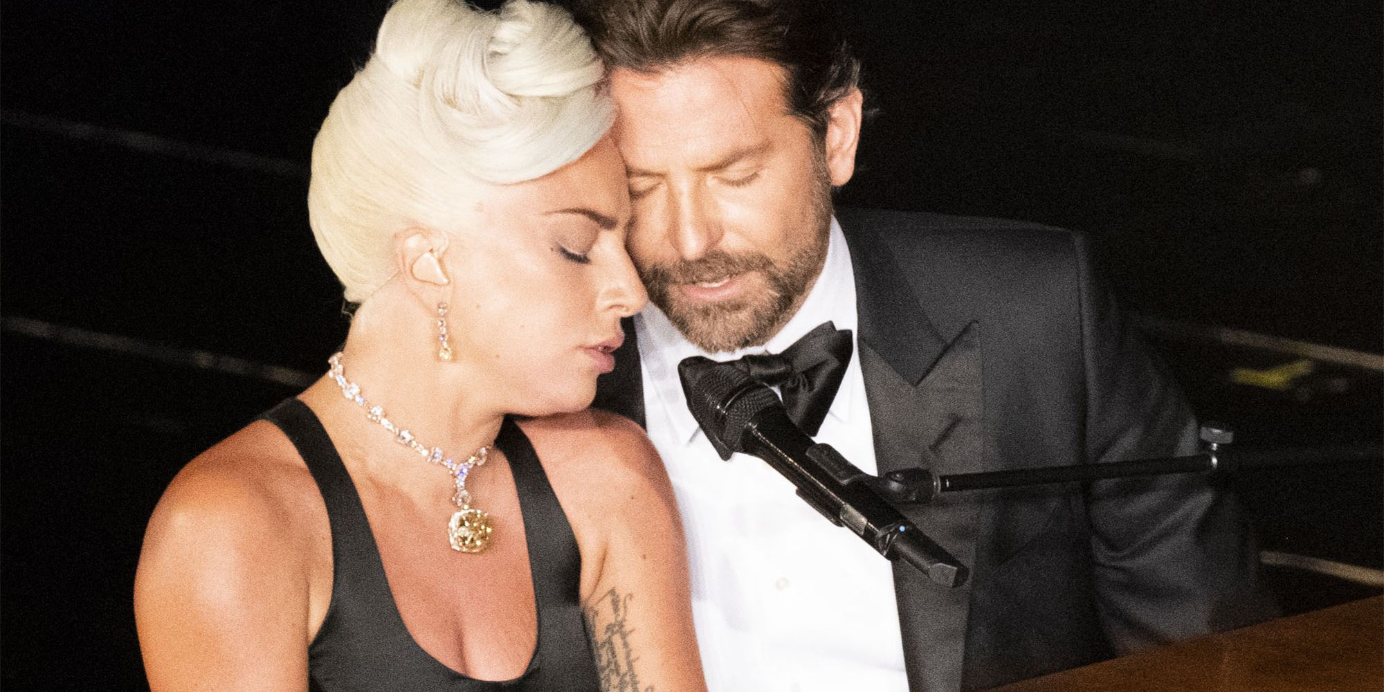 Just 23 Photos of Lady Gaga & Bradley Cooper Being Perfect at the
