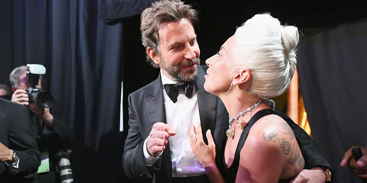 All Of Lady Gaga And Bradley Coopers Cutest Moments At The Oscars 2019-2969