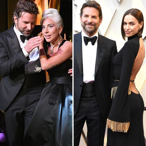 How Irina Shayk Feels About Bradley Cooper and Lady Gaga's
