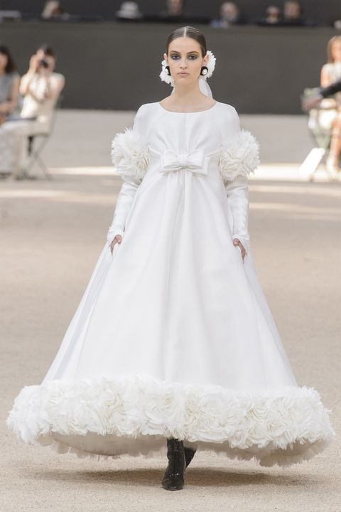 Best in Bridal: Fall 2017 Haute Couture - The Best Bridal Looks From ...