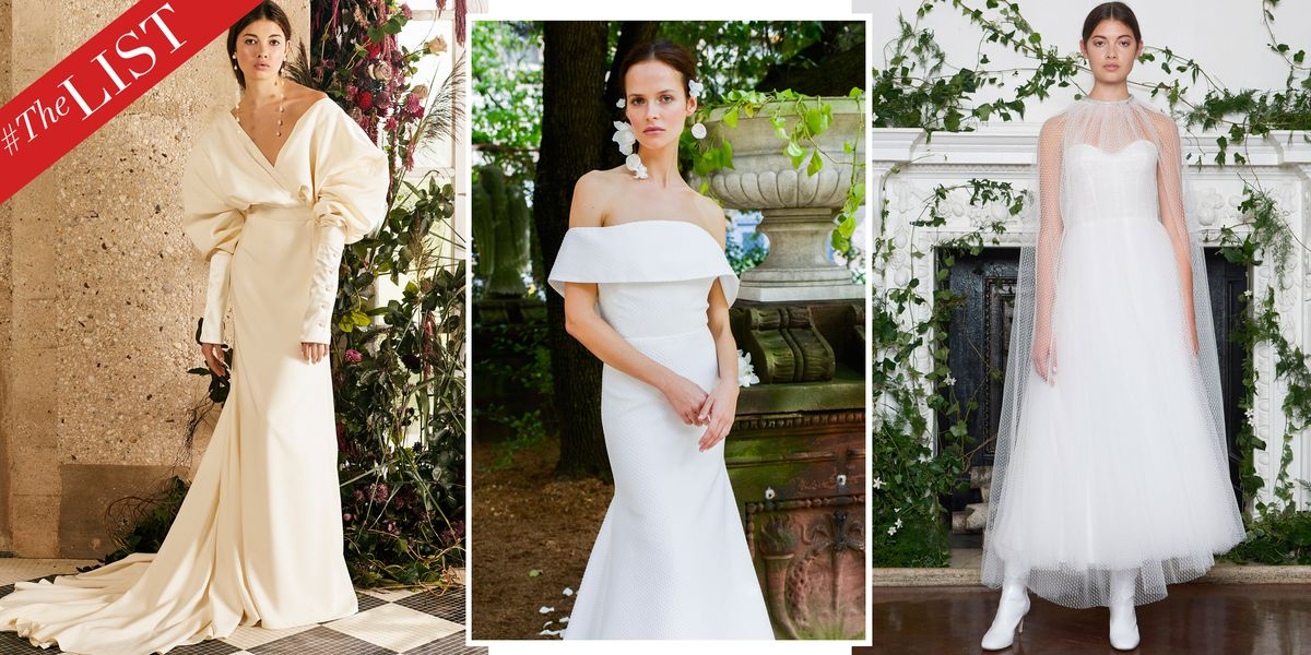 Best Wedding Dresses For Fall 2018 Brides