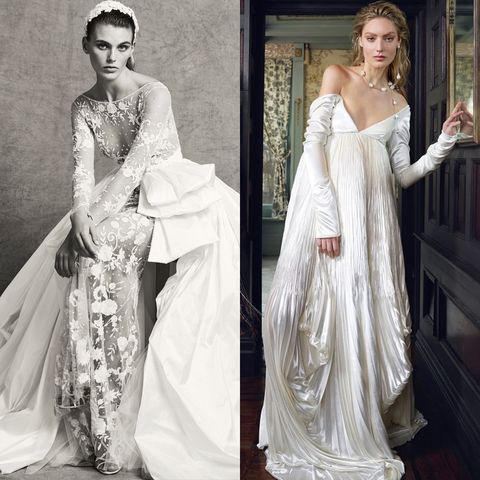 Wedding Dresses 2016 and 2017 - Best Designer Wedding Gowns - BAZAAR