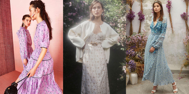 2a79ff9b03 65+ Best Bridesmaid Dresses of 2018 - Top Wedding Guest Dress Trends