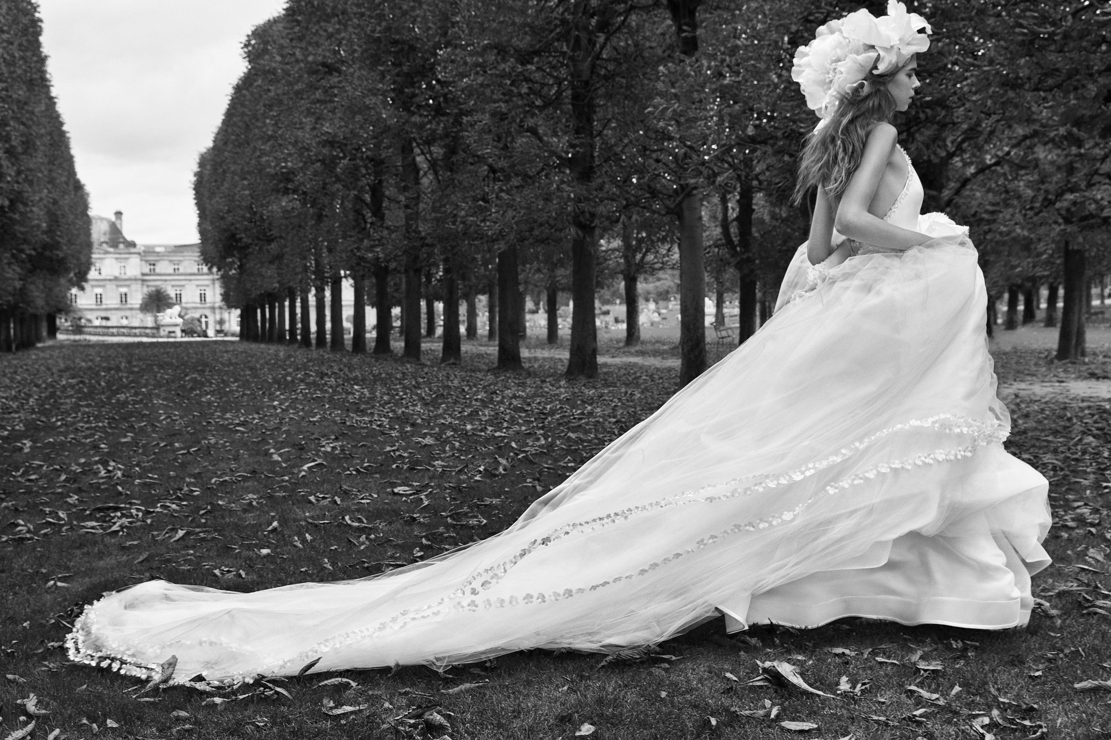 pics Exclusive: Introducing Vera Wang Bride Fall 2019