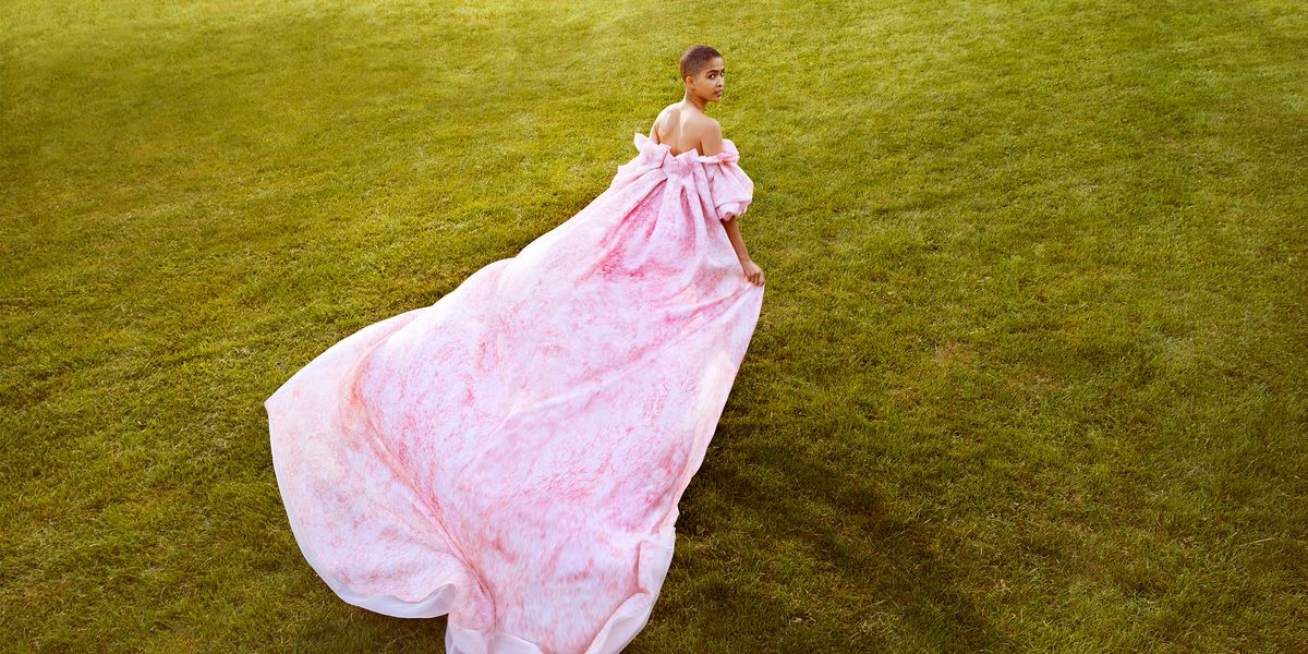 The New Wave of Wedding Dressing
