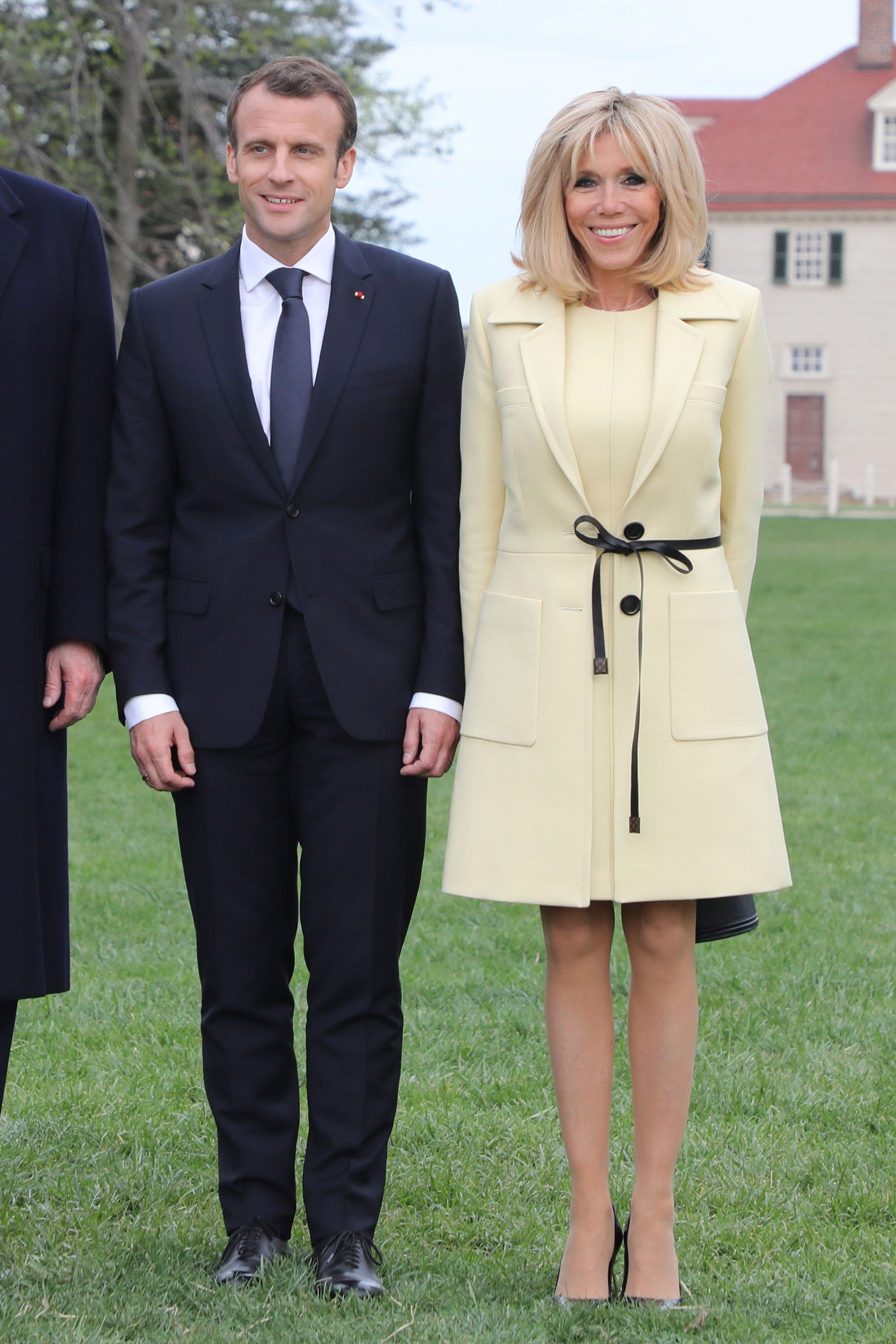 Brigitte Trogneux S Best Looks The French First Lady S Most Stylish Looks