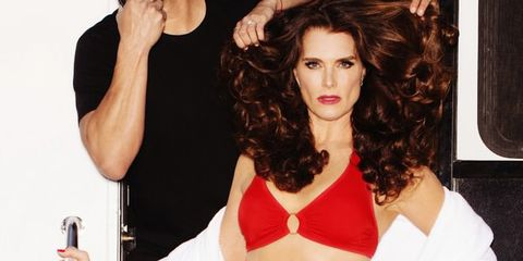 bb81b7ecaa2df Brooke Shields Swimsuits for All Bikini Ads - Brooke Shields, Ashley Graham  Swimsuits for All Campaign