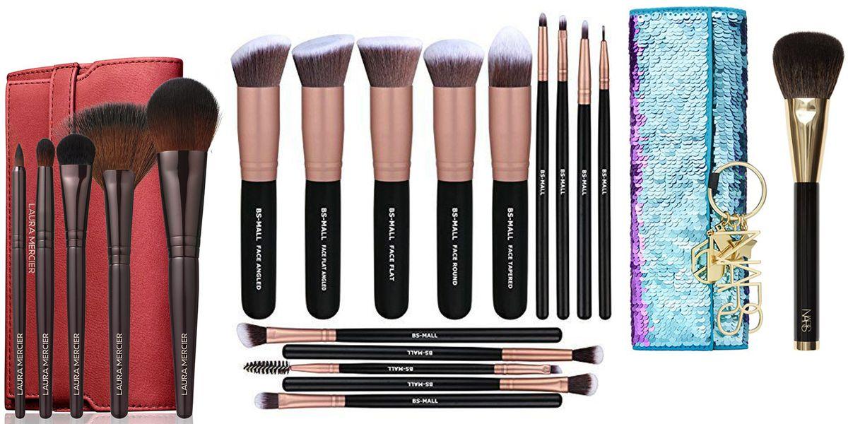 13 Best Makeup Brush Gift Sets - Top