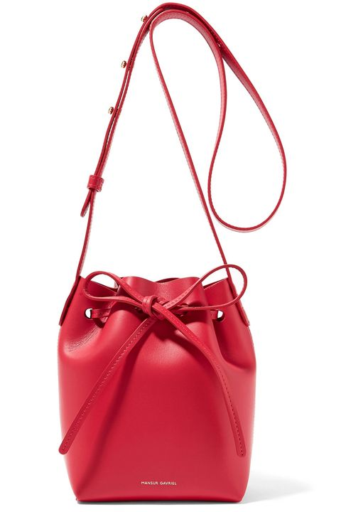 Handbag, Bag, Red, Shoulder bag, Fashion accessory, Product, Pink, Magenta, Leather, Material property,