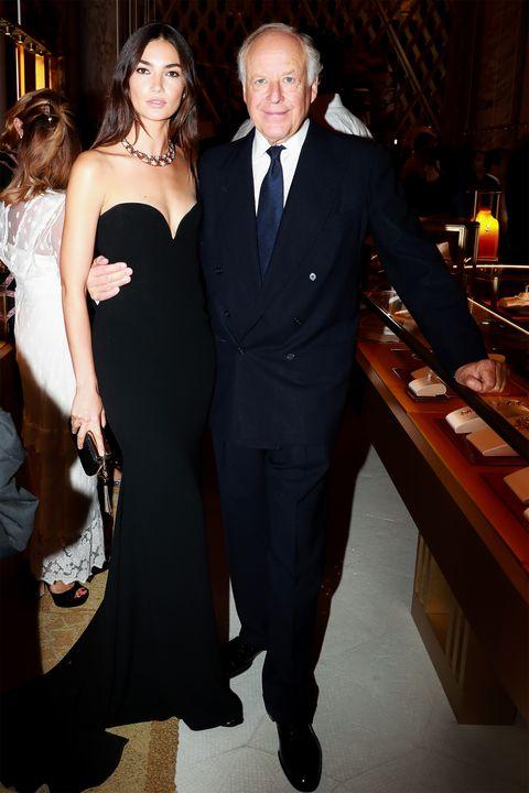 Suit, Formal wear, Clothing, Fashion, Dress, Event, Tuxedo, Haute couture, Little black dress, Fun,