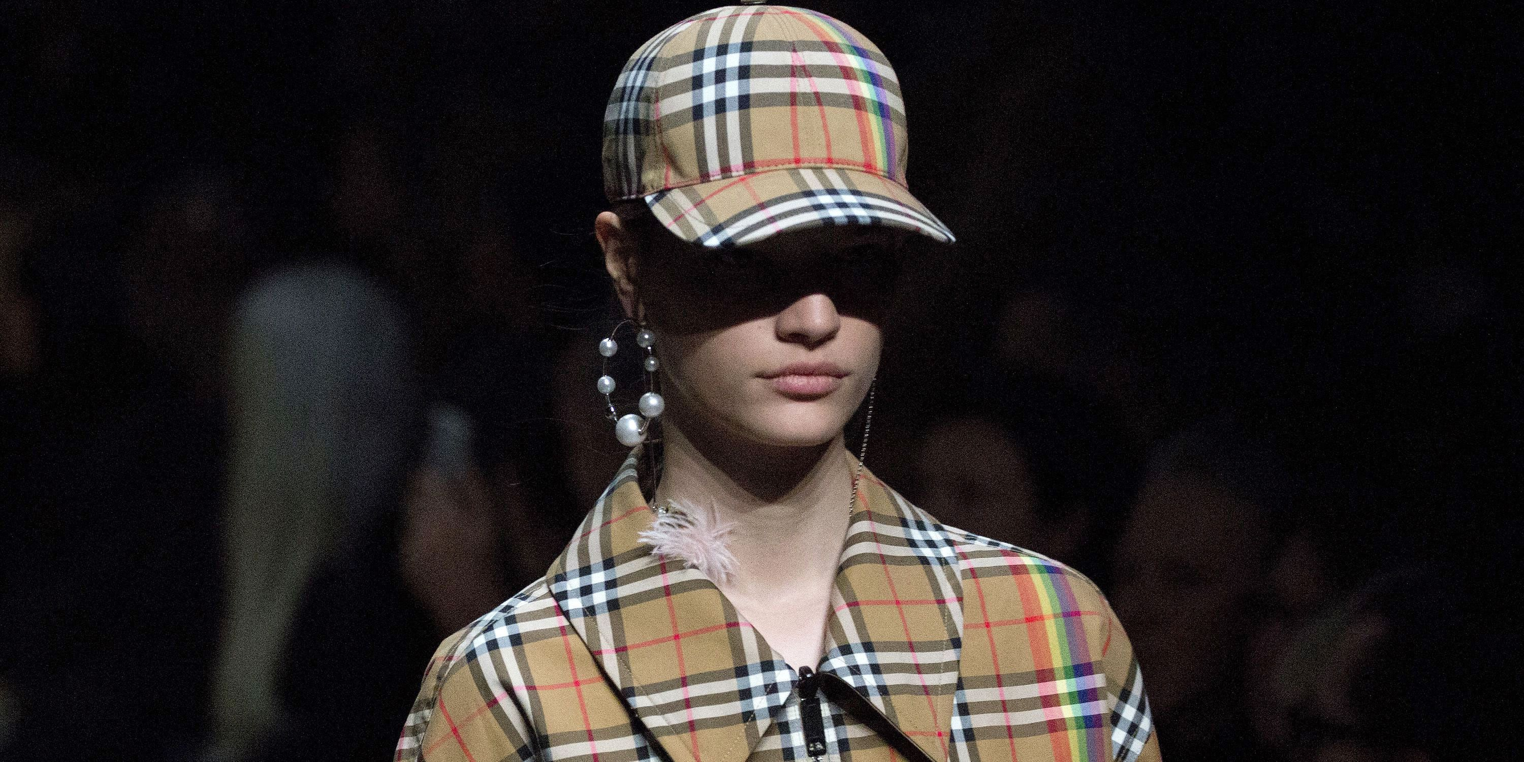Watch Burberry To Stop Using Fur And Burning Unsold Stock video