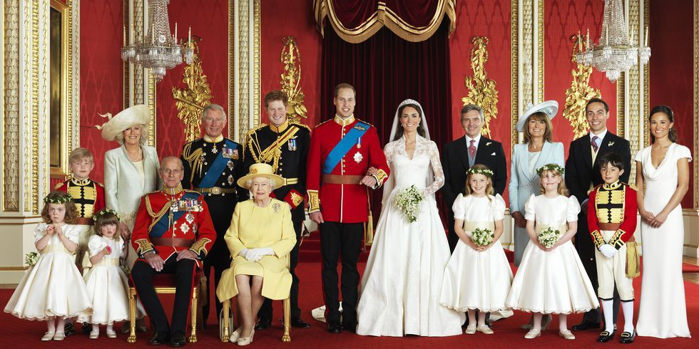 Royal Family Portraits Through the Years