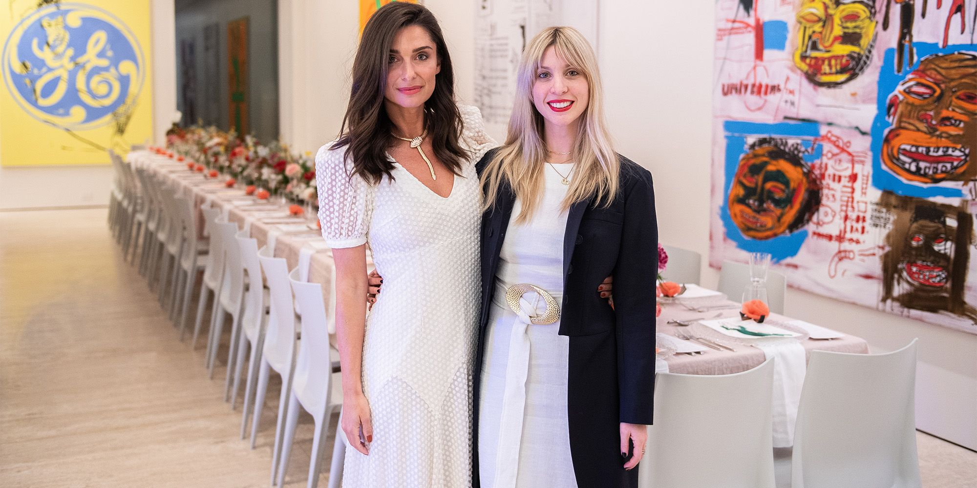 ShopBAZAAR X Black Iris Launch Dinner
