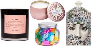 Best Scented Candles: Composite of Best Scented Candles