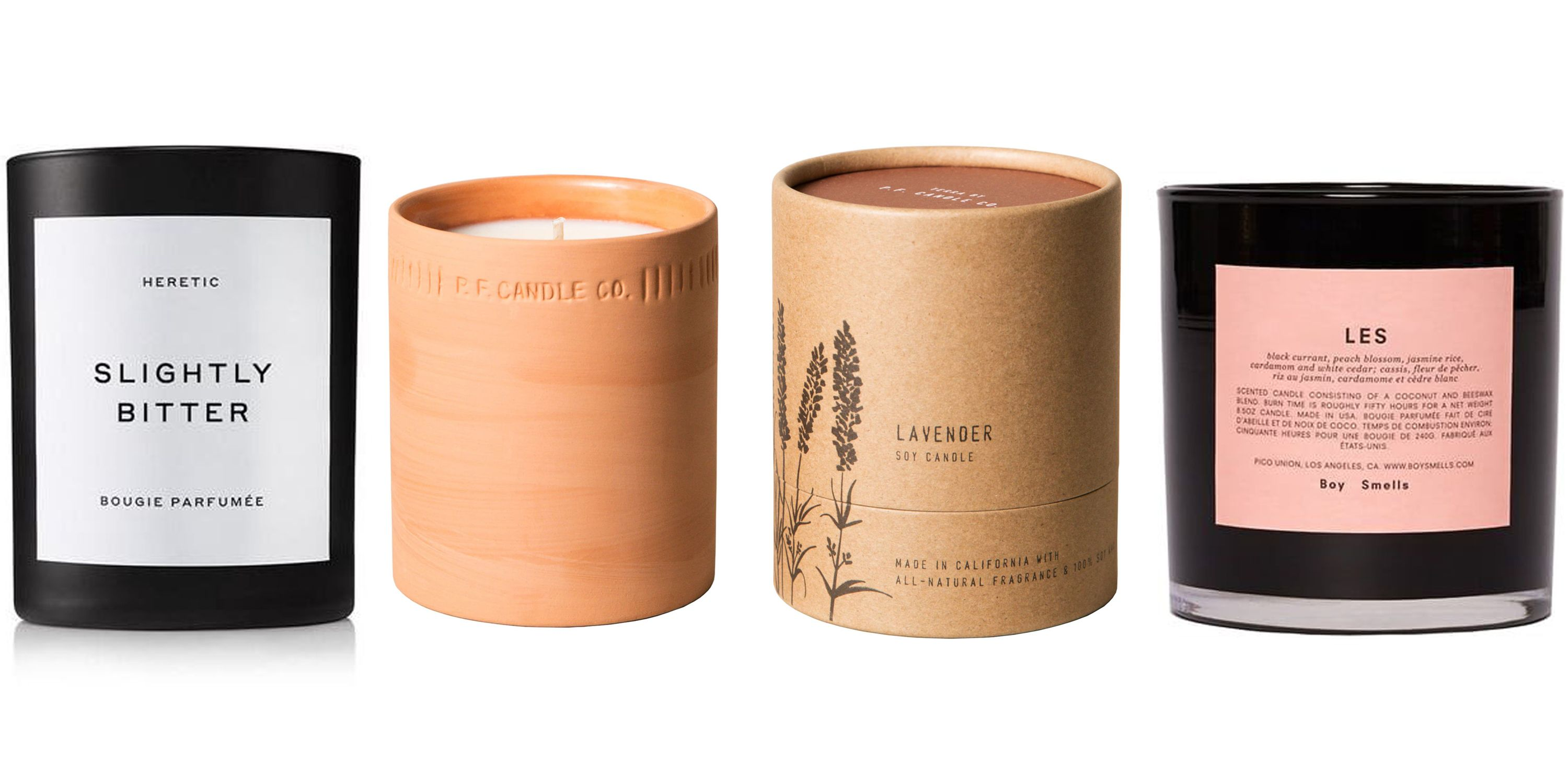 7 Best Organic And Natural Candles 2021 Top Natural Candle Brands