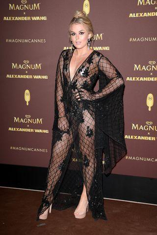 Cannes Film Festival 2018 Naked Dresses - Naked Cannes Celeb Looks